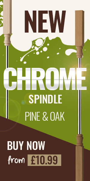 New Chrome Spindle