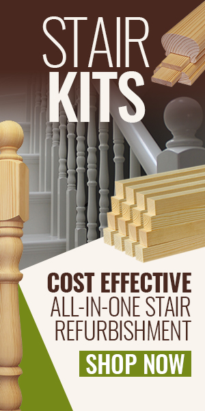 Stair Refurbishment Kits