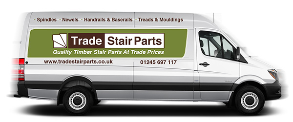 Stair Parts Free Delivery